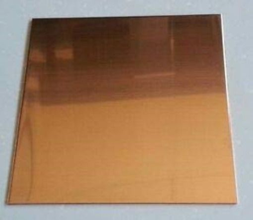Sponsored Ebay Jumpingbolt 125 1 8 Copper Sheet Plate 2 X 10 H13 Material May Have Surface Copper Sheets Stainless Steel Sheet Sheet Metal
