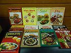 Lot of 13 Better Homes and Gardens Hardcover Cooking Cookbooks Low Start
