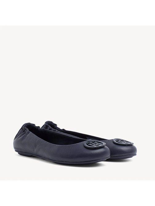 Ballerinas Flexible Azul Tommy Hilfiger In 2020 Tommy Hilfiger Slip On Sneaker Sneakers