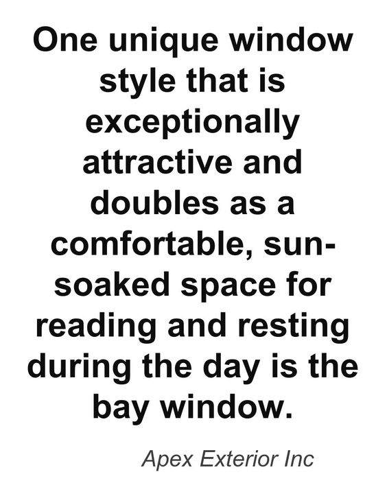 HOW BOW AND BAY WINDOWS ARE MADE