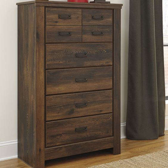Quinden 5 Drawer Lingerie Chest