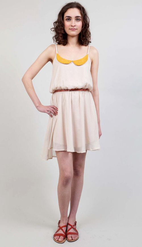 Adorable dress by Fancy French Cologne. Via Honey Kennedy.