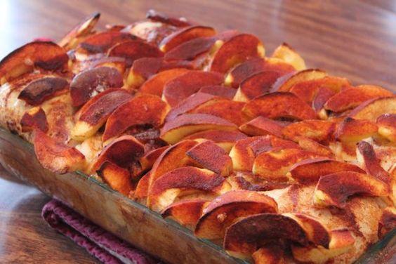 Earning Your Apron: Christie's Sweet Apple Breakfast Bake