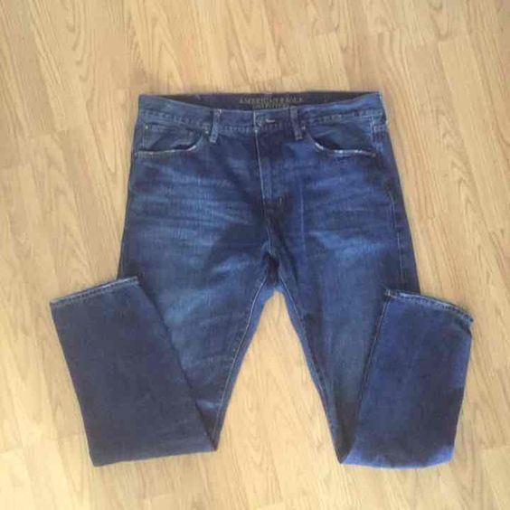 MENS AMERICAN EAGLE TAPERED JEANS - Mercari: Anyone can buy & sell