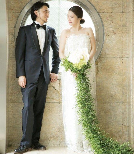 頑張り過ぎない大人の結婚パーティー フジコさんの1 5次会ハナレポ ウエディングパーク 結婚 パーティー ウェディングドレス レース ウエディング