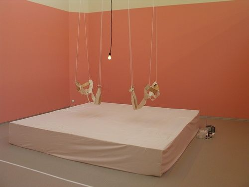 Pea Love Room By Carsten Holler, 1995
