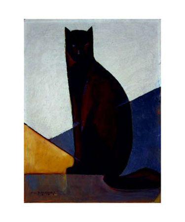 Le Chat Noir, Marcel-Louis Baugnlet