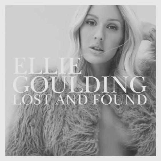 Ellie Goulding — Lost and Found (studio acapella)