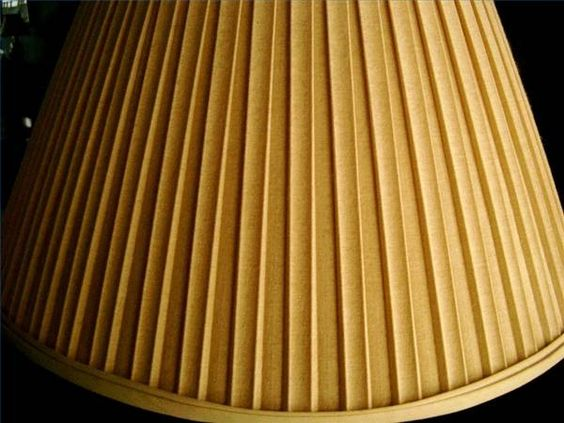 How To Clean Pleated Lamp Shades Lamp Shades Cleanses