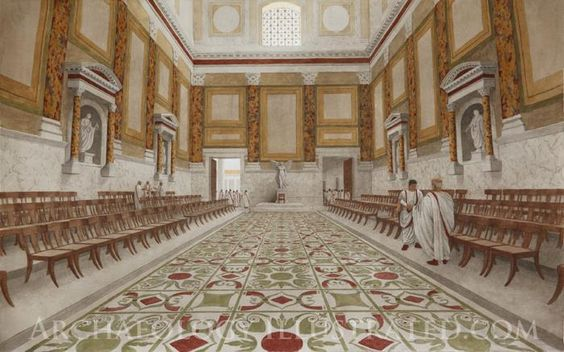 an analysis of the functions and history of the roman senate Secondly, the senate was the pride of rome it meant everything to the roman people, and frankly the emperors kept it around in order to maintain a sense of legitimacy in fact, the senate would outlive even the roman empire it wasn't until the 14th century that the roman senate finally disappeared, but its legacies shaped human history to this day.