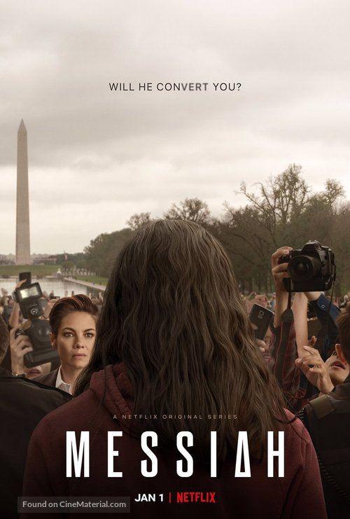 Messiah 2020 Movie Poster Di 2020