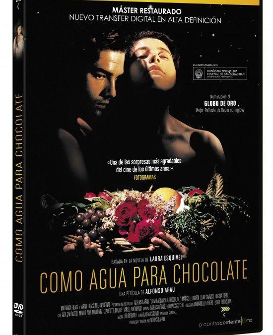 Mira Aqui La Pelicula Como Agua Para Chocolate Completa Video