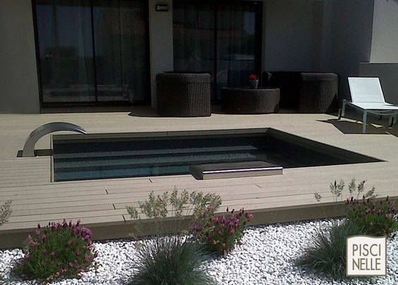 Design on pinterest for Piscine xs