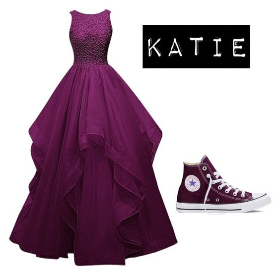 """Untitled #143"" by maddy-adams on Polyvore featuring Converse, women's clothing, women's fashion, women, female, woman, misses and juniors"
