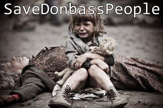 Save Donezk from Nazi junta