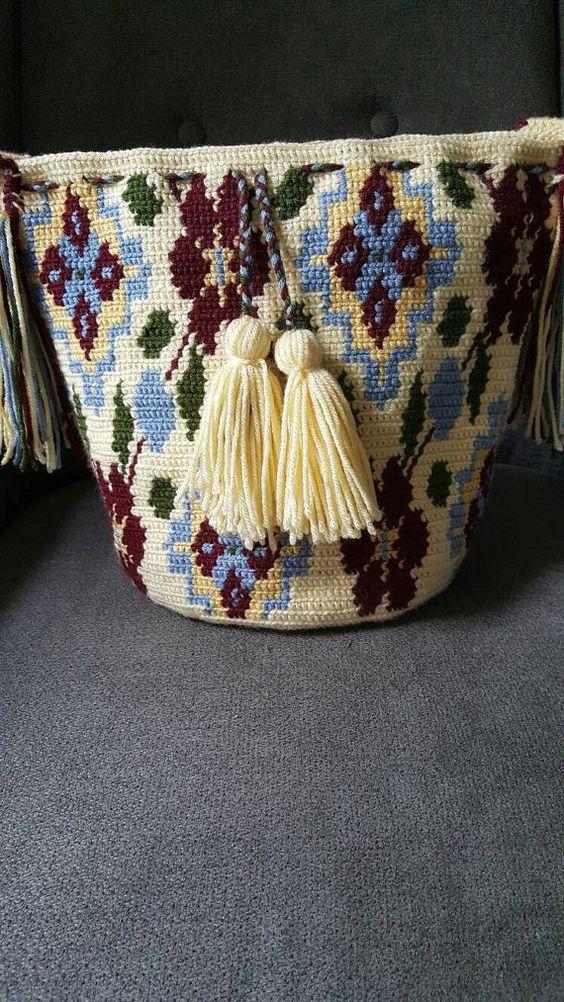 Tapestry Bag/Wayuu Mochila:
