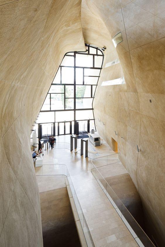 Museu da História dos Judeus Poloneses / Lahdelma & Mahlamäki + Kuryłowicz & Associates