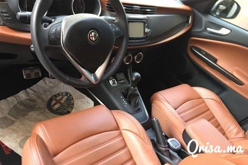 2018 Voiture Alfa Romeo Giulietta Casablanca Alfa Romeo