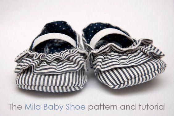 Cute little shoes...