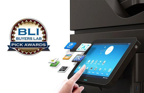 Sistema de impresión Smart UX Center de Samsung logra importante Premio