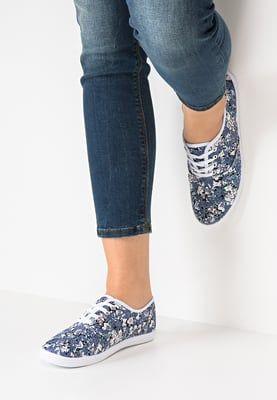 Anna Field Tenisowki I Trampki White Blue Zalando Pl Shoes Mule Shoe Sneakers
