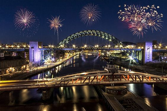 Here are a few signs that you are from Newcastle Upon Tyne!