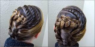 peinados con trenzas paso a paso fotos - Buscar con Google