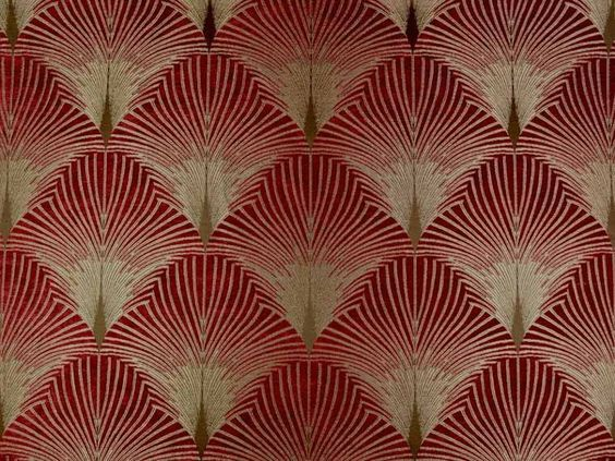 Curtains Ideas art deco curtains : Pinterest • The world's catalog of ideas