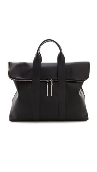 Looking for a new classic, black bag for work: 3.1 Phillip Lim 31 Hour Bag