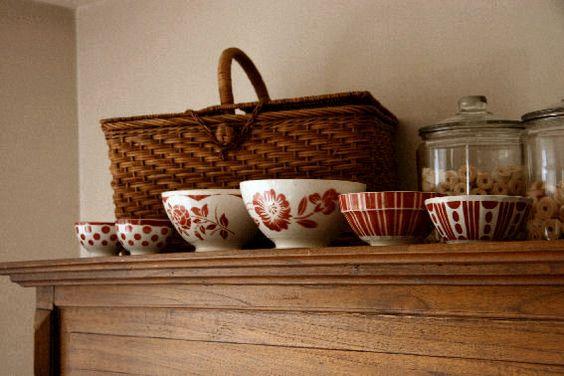 Cafe Au Lait Bowl http://erinasdiary.blog76.fc2.com/category4-7.html