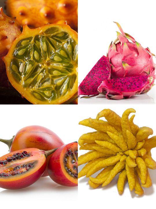 Descubre 8 #frutas exóticas difíciles de encontrar en el supermercado