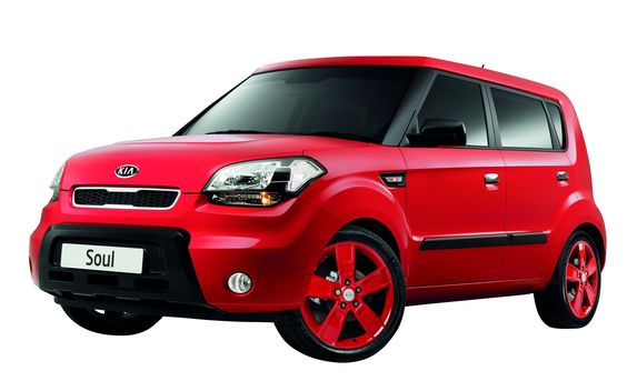 Red Cars Soul Kia 1920x1200 Hd Wallpaper The Color Of Red