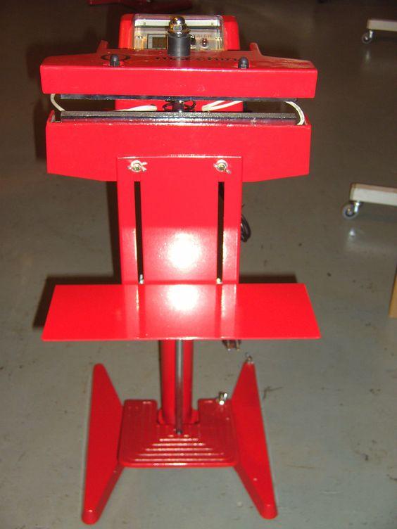 Industrie Folienschweißgerät Balkenschweißgerät Fußschweißer PVC-Sealer | eBay