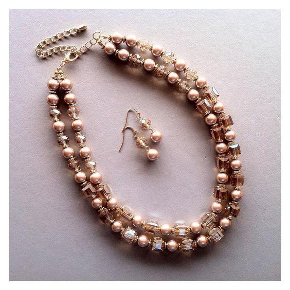 Un Clasico Diseño con Perlas