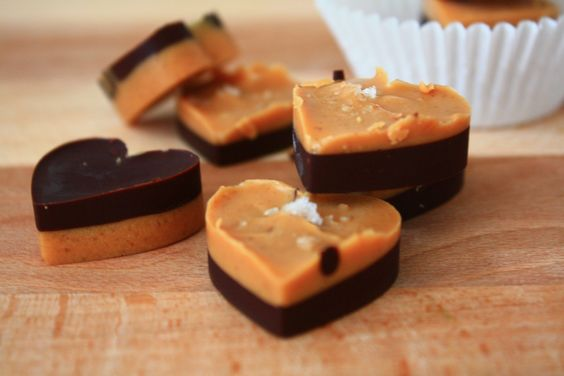 Pure addiction: Mini Peanut Butter Cups - Stay Sharp & Be Strong