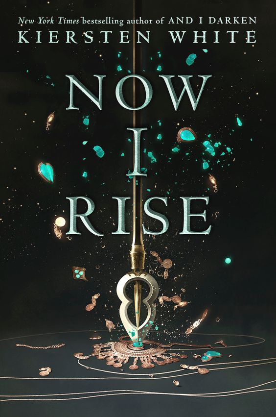 Image result for now i rise kiersten white