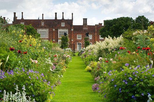 Beth Chatto Garden East Anglia 2006 English Garden Plants Garden