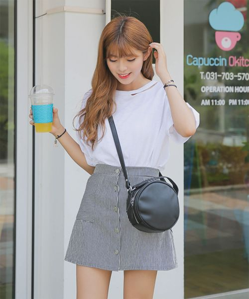 korean fashion / kfashion / summer look: