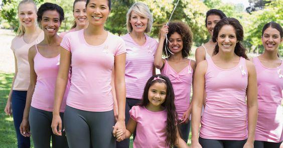 9 formas de diminuir seu risco de ter câncer de mama