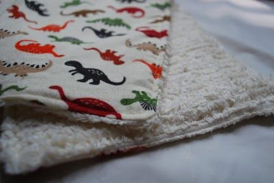 Super easy make your own burp cloth