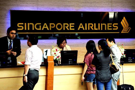 Làm thủ tục nhập cảnh Singapore
