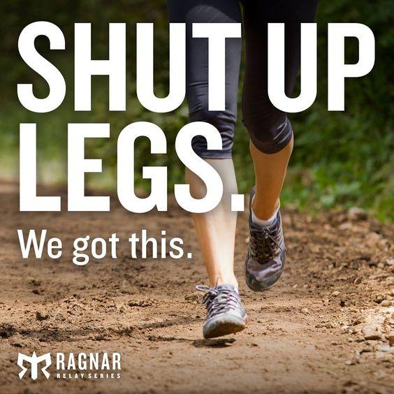 .Shut up legs. … #RunningHumor , #Junior10K, #Running, Follow us on FB - https://www.facebook.com/JUNIOR10K