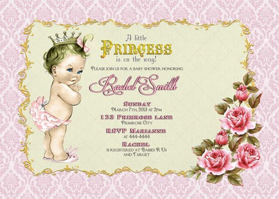 princess baby showers pink baby showers baby shower parties shower