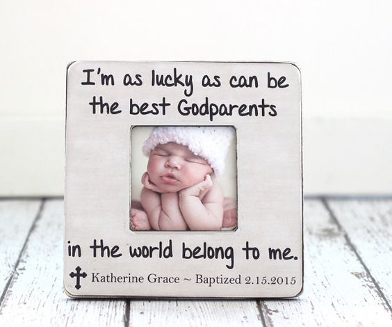 Godmother Godfather Godparents GIFT by PhotoPhilosophyShop on Etsy