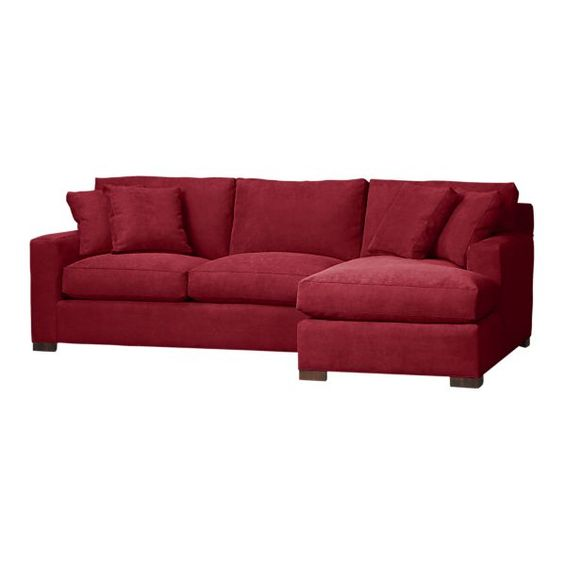 I would love a couch with a chaise