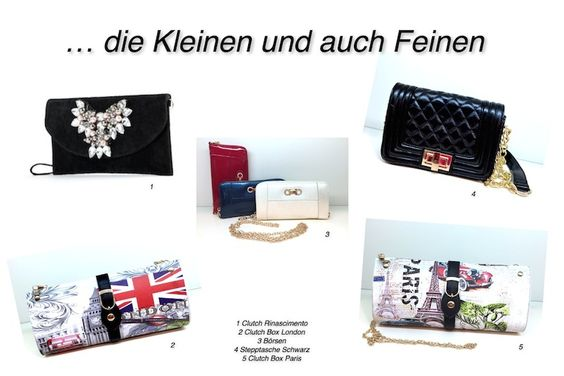#Clutch #Taschen #Box #Börsen