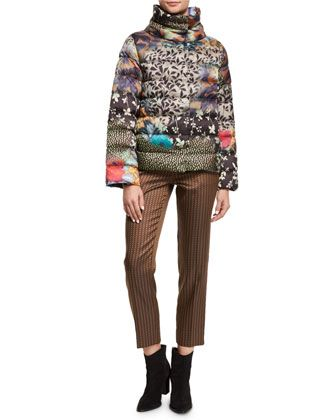 Puffer,+Sweater+&+Pants+by+Etro+at+Neiman+Marcus.