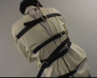how to make a real straight jacket