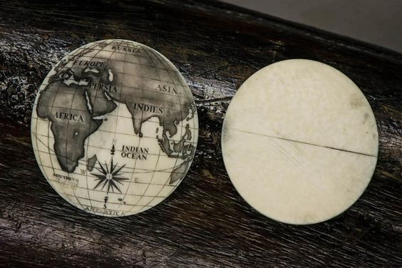 The Piaget Altiplano Scrimshaw, With A Dial Made Of 40,000 Year Old Mammoth Tusk