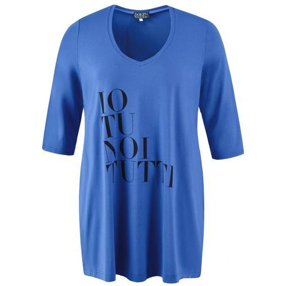 Doris Megger - Long Casual Shirt